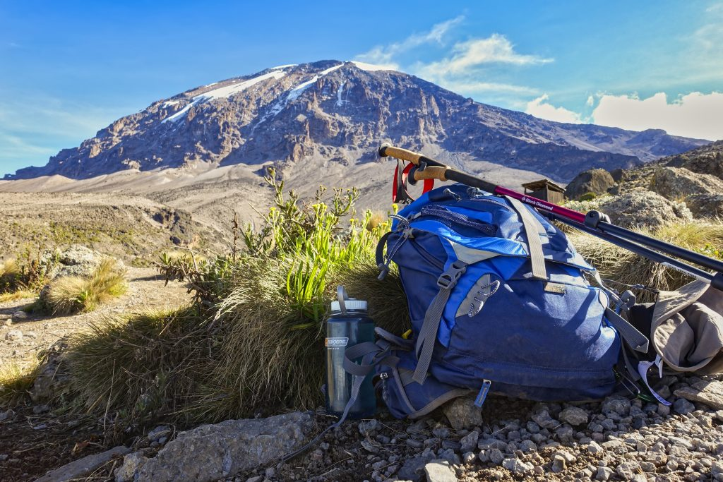 Mt. Kilimanjaro photo by Jeff Belanger