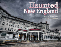 2014 Haunted New England calendar by Jeff Belanger and Frank Grace