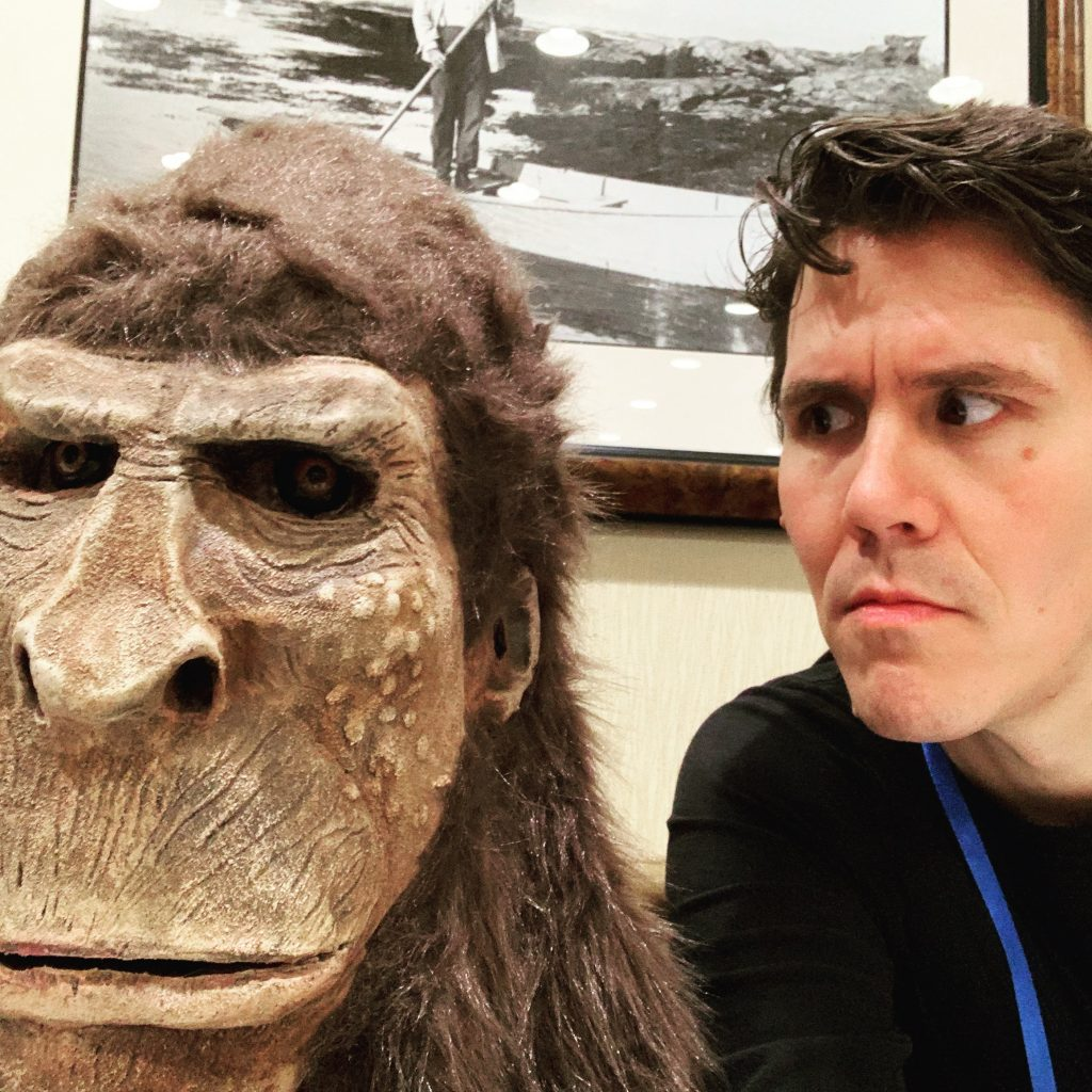 From Loren Coleman's International Cryptozoology Conference