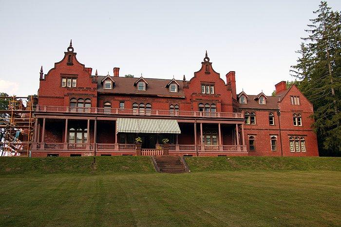 Ventfort Hall in Lenox, Massachusetts.