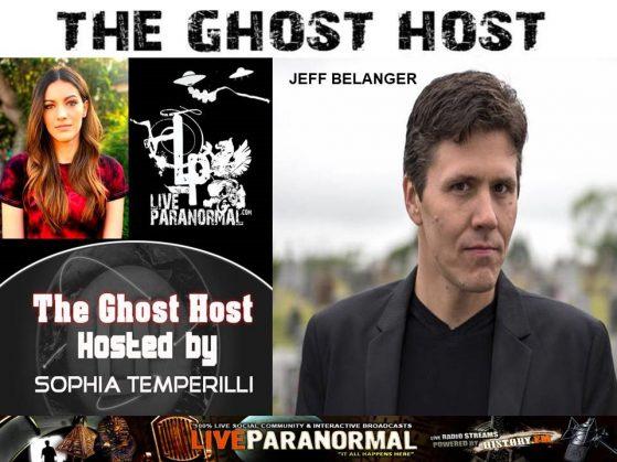 The Ghost Host Sophia Temperilli on LiveParanormal.com