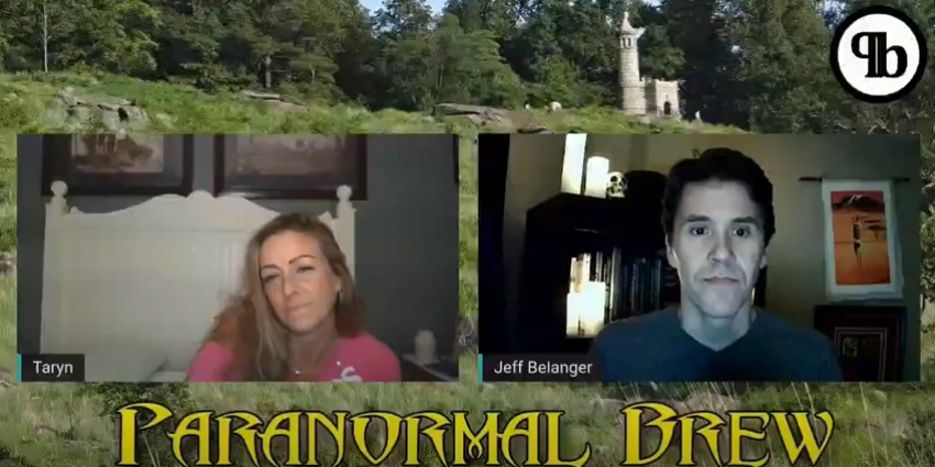 Paranormal Brew with Taryn.